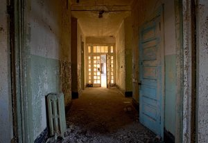 Abandoned Maryland Asylum