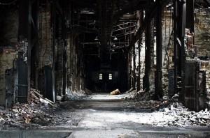Abandoned Abandoned Glenwood Power Station